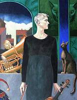 Hinrich-van-Huelsen-Menschen-Frau-Fantasie-Neuzeit-Realismus