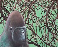 Hinrich-van-Huelsen-Tiere-Land-Natur-Wald-Neuzeit-Realismus