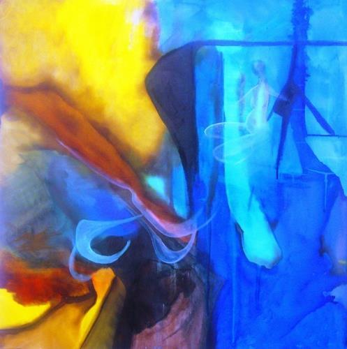 Aminta, abismos, Abstraktes, Abstrakte Kunst