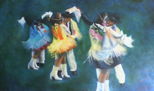 Aminta, marinera puneña, Party/Feier, Diverses, Andere