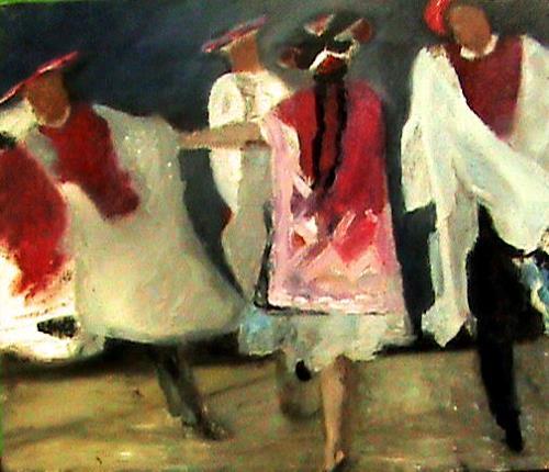 Aminta, Turkuy de Yanaoca  Cuzco Peru, Geschichte, Historismus, Expressionismus