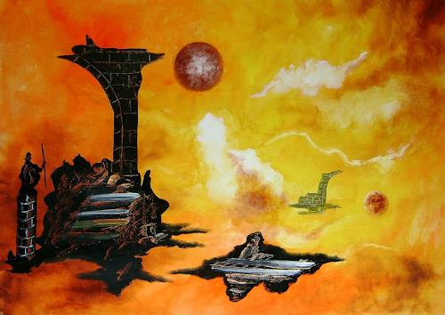 Josef Balek, fantasy, Fantasie