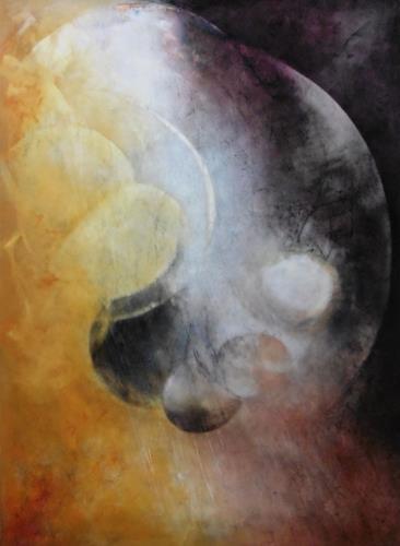 dorota zlatohlávková, Ohne Titel 3., Abstraktes, Colour Field Painting, Expressionismus