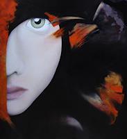 dorota-zlatohlavkova-Menschen-Portraet-Moderne-Konkrete-Kunst