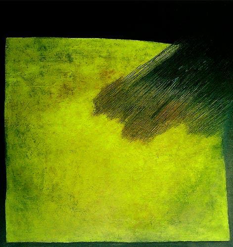 dorota zlatohlávková, Bild: XVII., Symbol, Abstrakte Kunst, Expressionismus
