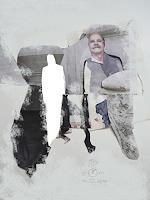 R. Poser, Collage mit dem Meister