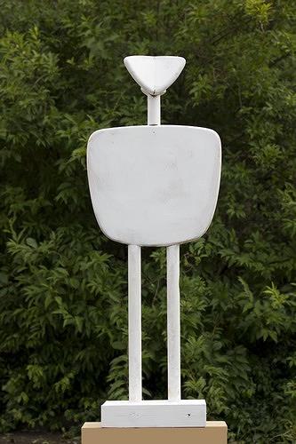 Reiner Poser, Denkmal für einen Mann, Abstraktes, Menschen: Mann, Gegenwartskunst, Abstrakter Expressionismus