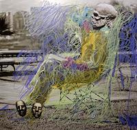 R. Poser, Der Tod im Liegestuhl