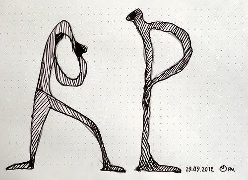 Reiner Poser, ERRPEE, Abstraktes, Arte Cifra