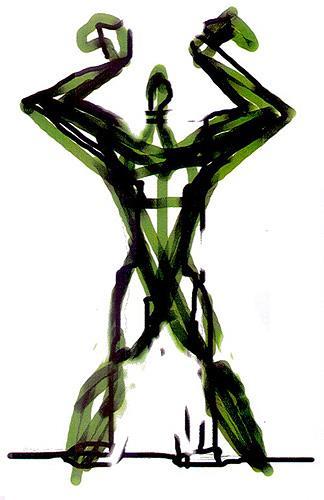 Reiner Poser, I Am The Greatest!, Abstraktes