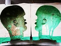 Reiner-Poser-Menschen-Menschen-Mann-Moderne-Abstrakte-Kunst