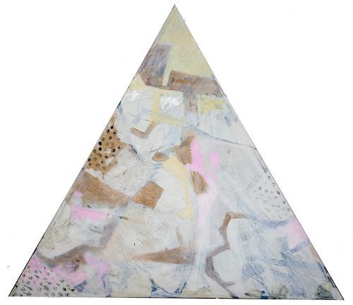 Reiner Poser, Hidden Dreams, Abstraktes, Abstrakte Kunst