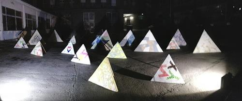 Reiner Poser, Nightsession, Abstraktes, Abstrakte Kunst