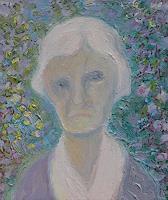 Reiner-Poser-Menschen-Gesichter-Menschen-Frau-Moderne-Expressionismus-Die-Bruecke