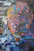 Reiner-Poser-Menschen-Mann-Moderne-Abstrakte-Kunst
