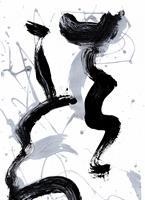 Reiner-Poser-Gefuehle-Aggression-Moderne-Abstrakte-Kunst-Action-Painting