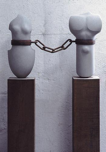 Cla Coray, Eheringen, Abstraktes, Moderne