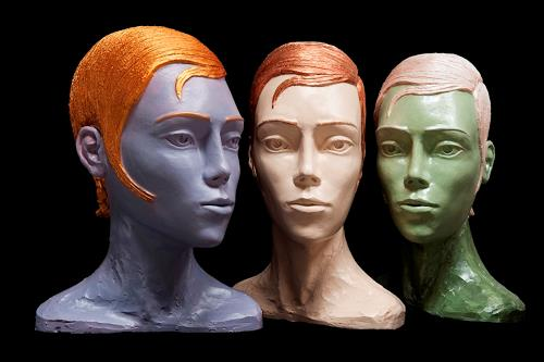 Cla Coray, Naroa Alonas, Menschen: Frau, Menschen: Gesichter, Gegenwartskunst
