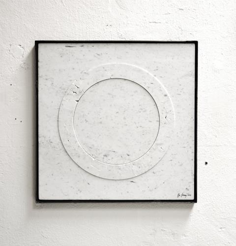 Cla Coray, Verlust der fiktiven Vollkommenheit, Abstraktes, Dekoratives, Gegenwartskunst