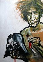 Nikolaus Pessler, David mit dem Haupte Goliaths .....
