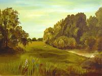 Weiss-Stefan-Landschaft-Sommer-Diverse-Landschaften-Moderne-Impressionismus
