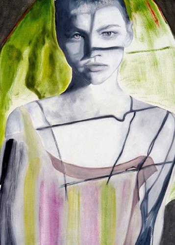 FrederiqueK, Mariée, Fantasie, Fashion, Gegenwartskunst, Expressionismus