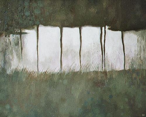 Katrin Ginster, dort, Abstraktes, Gegenwartskunst