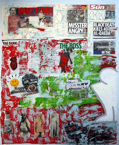 Francis Tucker, The Sun, Gesellschaft, Pop-Art