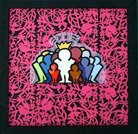 Francis-Tucker-Gesellschaft-Diverses-Moderne-Pop-Art