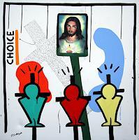 Francis-Tucker-Gesellschaft-Moderne-Pop-Art