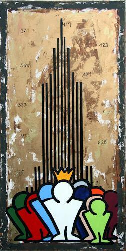 Francis Tucker, Empire, Gesellschaft, Pop-Art