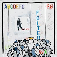 Francis-Tucker-Gesellschaft-Gesellschaft-Moderne-Pop-Art
