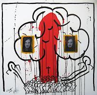 Francis-Tucker-Mythologie-Gesellschaft-Moderne-Pop-Art