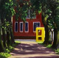 Brigitte-Courte-Landschaft-Ebene-Architektur-Gegenwartskunst--Gegenwartskunst-