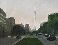 Thore-Kienscherf-Architektur-Verkehr-Auto-Neuzeit-Realismus