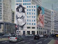 Thore-Kienscherf-Akt-Erotik-Akt-Frau-Verkehr-Auto-Neuzeit-Realismus