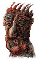 Walter-Rieseder-Fantasie-Menschen-Gesichter