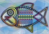 B. Wachtmeister, Fish, Constructed