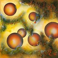 Ute-Heitmann-Abstraktes-Diverse-Weltraum