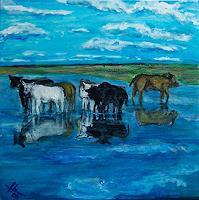 Ute-Heitmann-Tiere-Land-Natur-Wasser