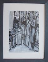 Ute-Heitmann-Gefuehle-Liebe-Menschen-Paare-Gegenwartskunst--Gegenwartskunst-
