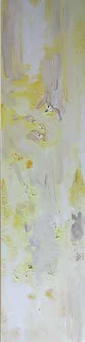 Ute Heitmann, yellow two, Diverses, Abstraktes, Gegenwartskunst