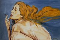 Ruth-Batke-Diverse-Menschen-Akt-Erotik-Moderne-Abstrakte-Kunst