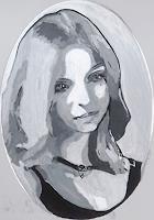 Annett-Magnabosco-Menschen-Portraet-Menschen-Gesichter-Moderne-Pop-Art