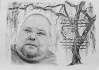 Annett-Magnabosco-Menschen-Portraet-Gefuehle-Trauer-Neuzeit-Realismus