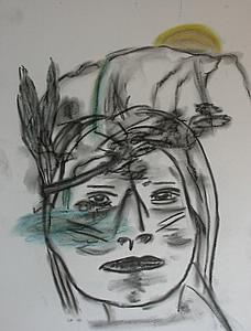 Kunst von Brigitte Holzinger