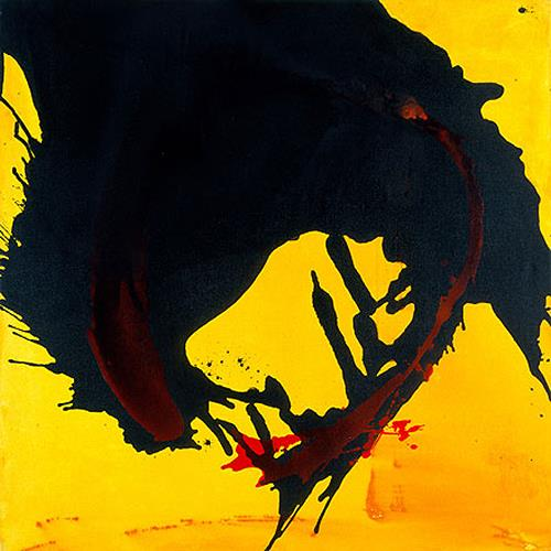 Irena Vezin, Drachen 6, Abstraktes, Moderne, Abstrakter Expressionismus