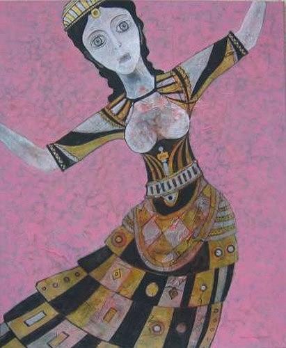 Friedhard Meyer, Dancer, Religion, Geschichte, Gegenwartskunst, Expressionismus