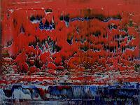 Friedhard-Meyer-Abstraktes-Landschaft-Ebene-Gegenwartskunst-Gegenwartskunst