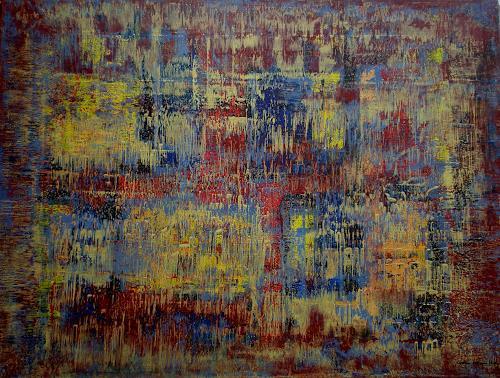 Friedhard Meyer, In einem anderen land, Abstraktes, Natur: Diverse, Gegenwartskunst
